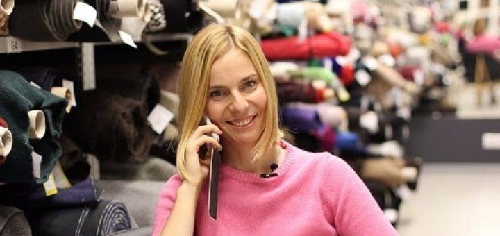 Как покупать ткани в интернете