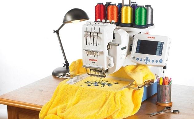 Как выбрать вышивальную машину (2)