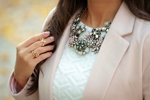 Какие украшения носить зимой (1)
