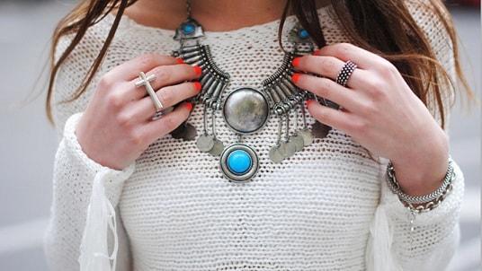 Какие украшения носить зимой (3)