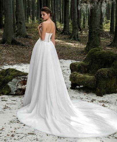 Уникальные свадебные платья в греческом стиле (2)