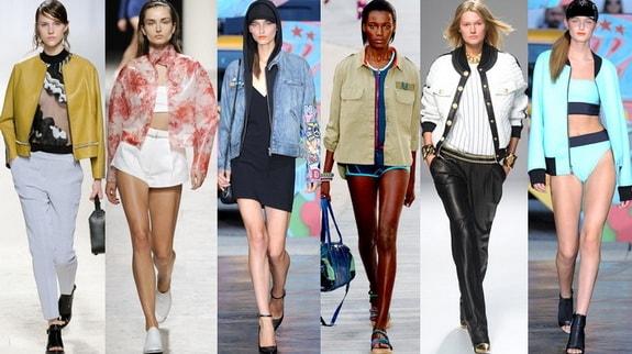 Женские ветровки — модные тенденции и стильные образы