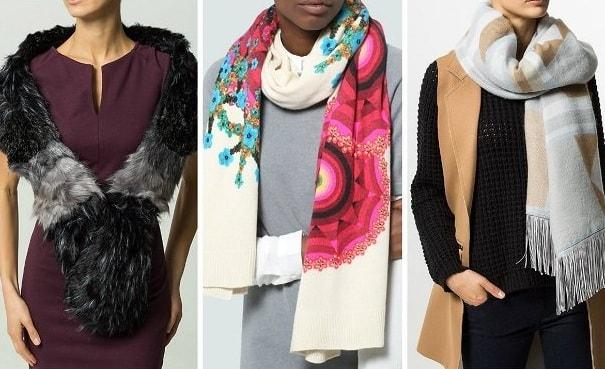 Как подобрать шарф (3)