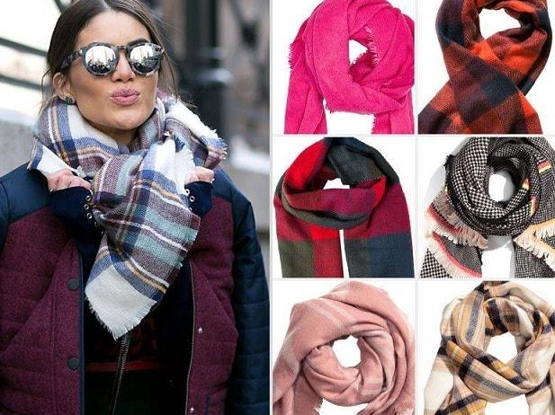 Как подобрать шарф (6)