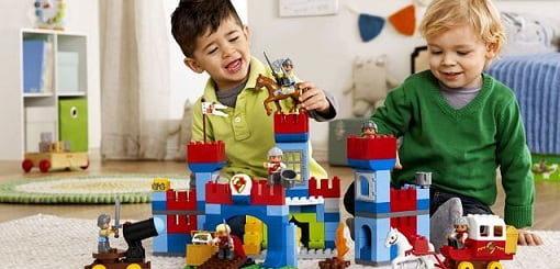 Конструкторы Lego - лучший подарок для малыша (1)