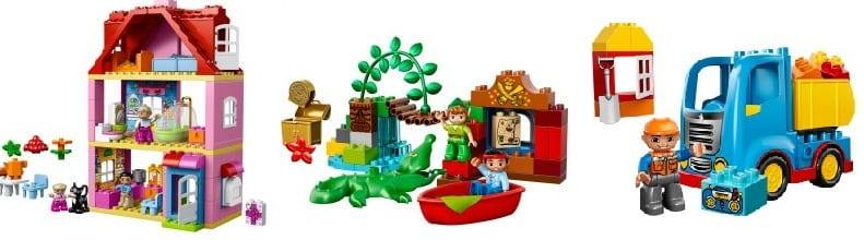 Конструкторы Lego - лучший подарок для малыша (2)