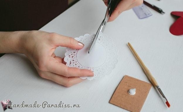 Коробочки-пирамидки для подарка своими руками (2)
