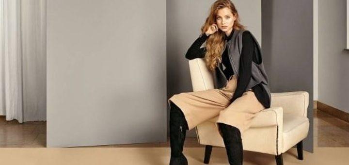 Модная зимняя обувь - сапоги (1)