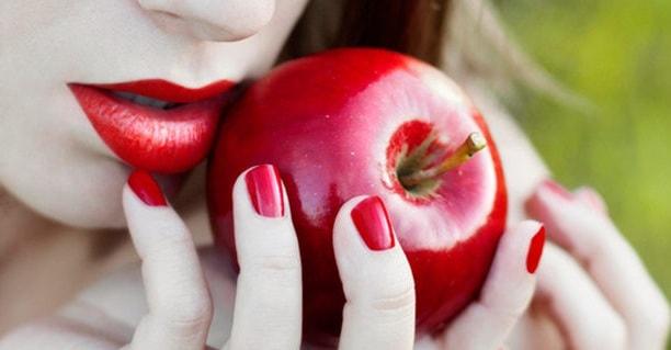 Приворот на красное яблоко (1)