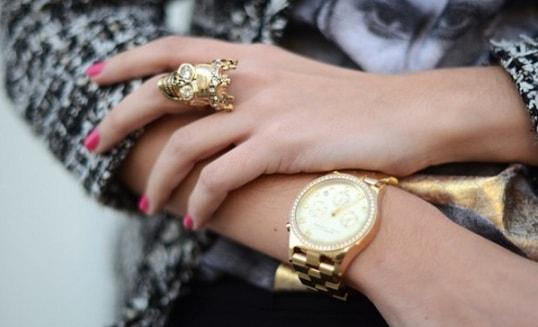 Какие должны быть часы для девушки в 2018 году (2)