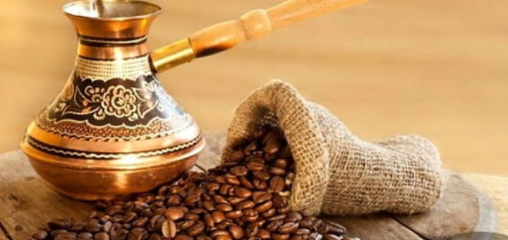 Турки для кофе медные и с нержавейки