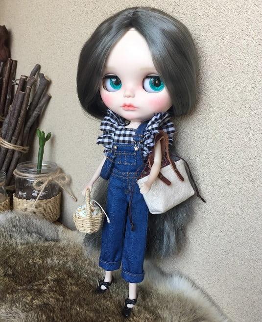 Как сшить кожаные ботинки и сумочку для куклы (14)