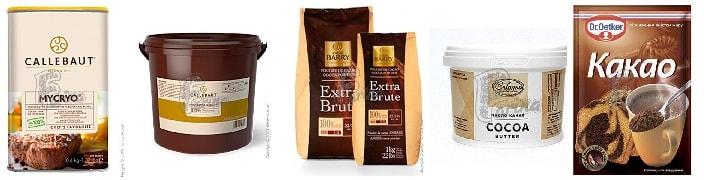 Какао-масло - состав и применение в кулинарии (1)