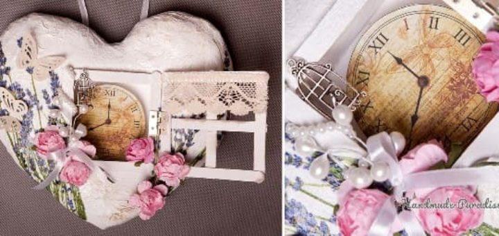 Объемная подвеска-валентинка с окошком (3)