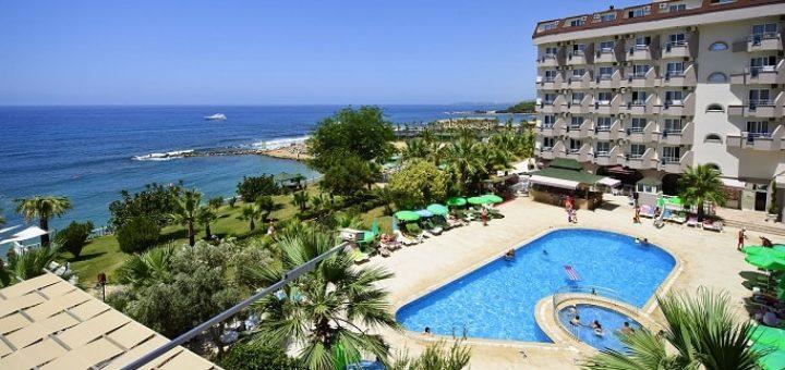 Авсаллар – отдых на Средиземноморском побережье Турции (1)
