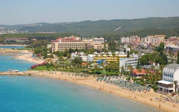 Авсаллар – отдых на Средиземноморском побережье Турции (2)