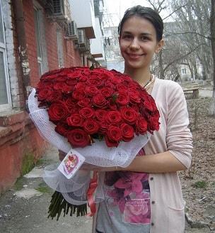 Доставка цветов к 8 Марта, что лучше - срезанные или горшечные растения (2)