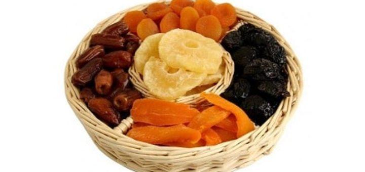 Как подавать сухофрукты - перекусы и рецепты блюд