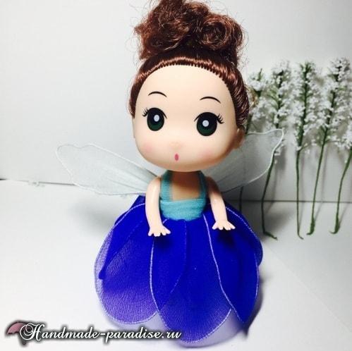 Наряд ФЕИ для куклы своими руками (1)