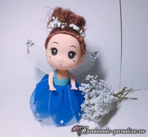 Наряд ФЕИ для куклы своими руками (2)
