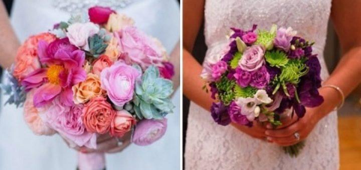 Свадебный букет - мода, приметы, выбор (1)