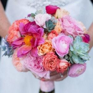 Свадебный букет - мода, приметы, выбор (2)