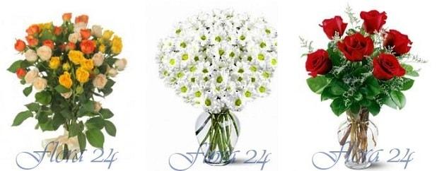 Цветы для романтических отношений и делового характера дарит букет цветов (1)