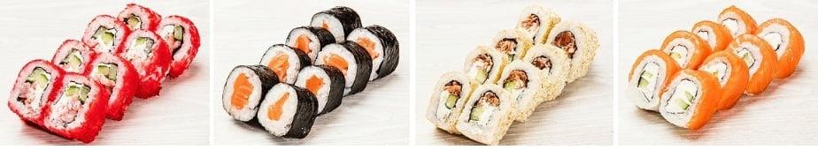 Все преимущества доставки суши (1)