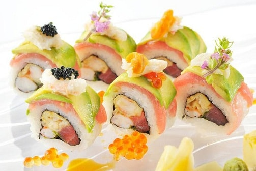Все преимущества доставки суши (2)