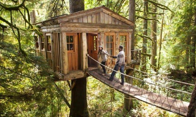 Дом на дереве. Советы по строительству (2)