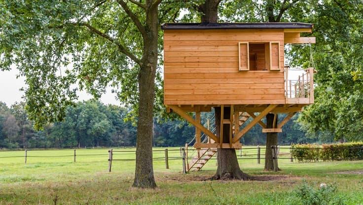 Дом на дереве. Советы по строительству (3)