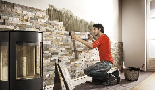 Облицовка стен керамической плиткой своими руками (3)