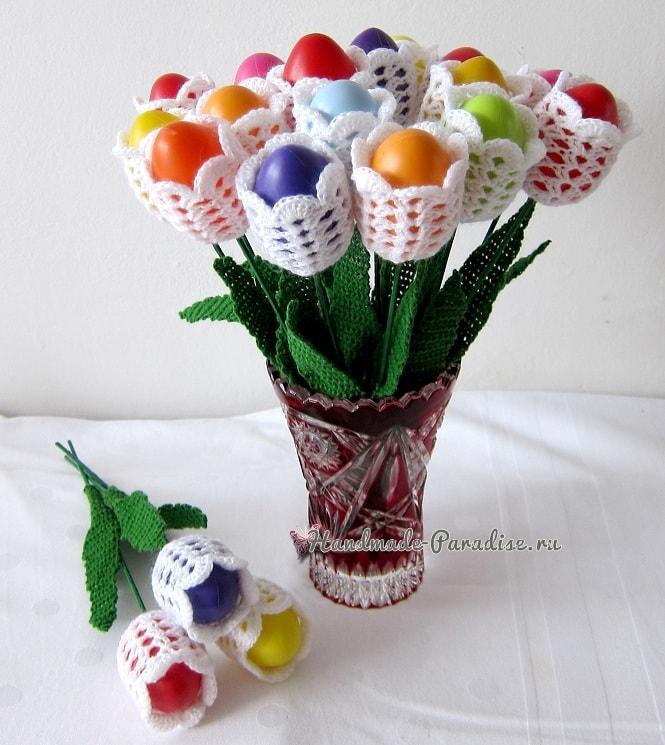 Пасхальные яйца «Тюльпаны» (2)