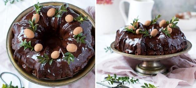 Шоколадный кекс. Рецепт (2)