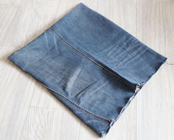 Как сшить сумку из старых джинсов (11)