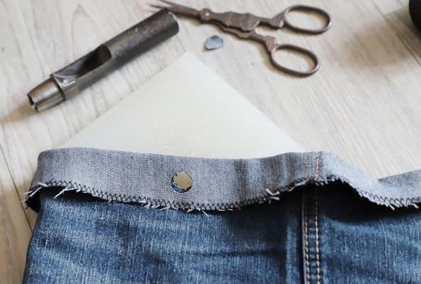 Как сшить сумку из старых джинсов (12)