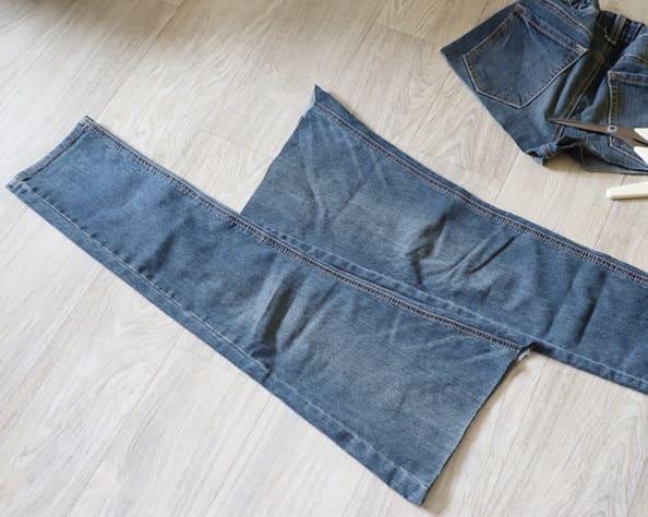 Как сшить сумку из старых джинсов (5)