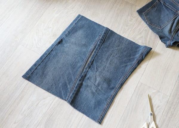 Как сшить сумку из старых джинсов (6)