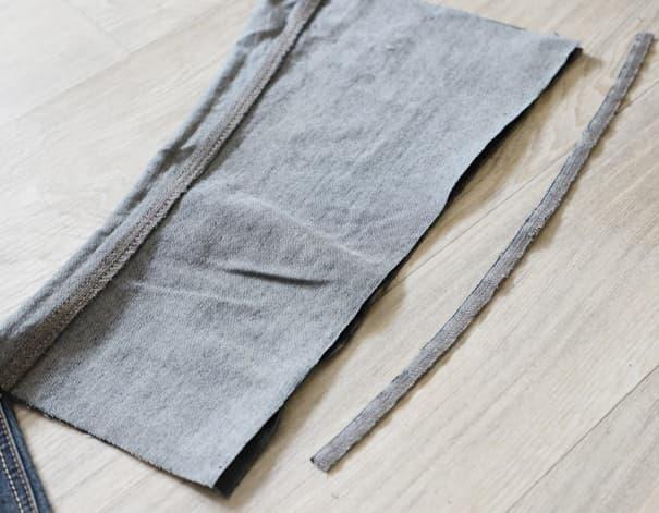 Как сшить сумку из старых джинсов (7)