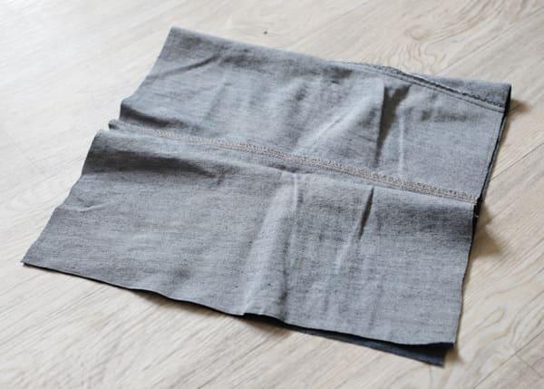 Как сшить сумку из старых джинсов (9)