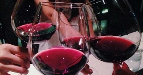 Полезные свойства красного вина (1)