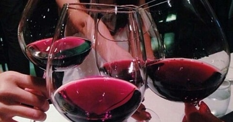 O vinho tinto, com uso constante, retarda o desenvolvimento de células cancerosas e neoplasias, e até divide as células cancerígenas.