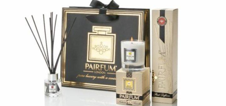 Ароматические свечи, спреи и масла Pairfum London (1)