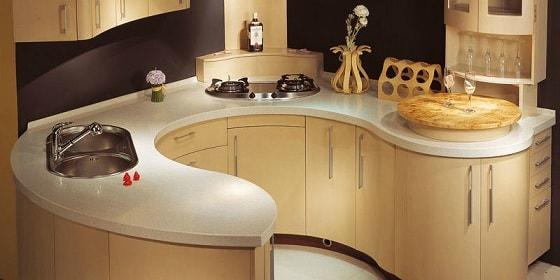 Кухонная столешница - выбор наиболее подходящего материала (3)