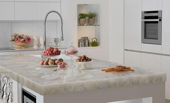 Кухонная столешница - выбор наиболее подходящего материала (7)