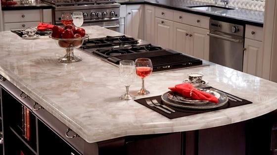 Кухонная столешница - выбор наиболее подходящего материала (9)