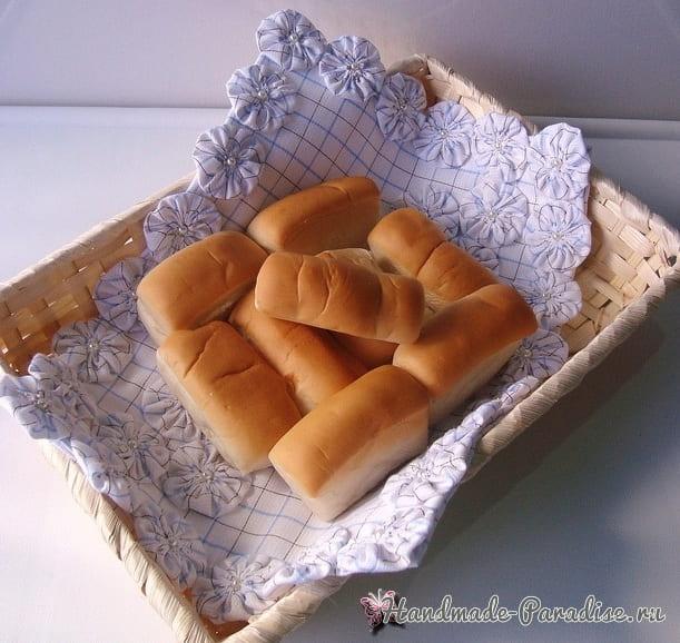 Шьем сами салфетку для хлебницы (1)