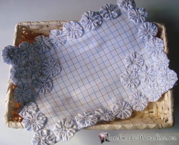 Шьем сами салфетку для хлебницы (5)
