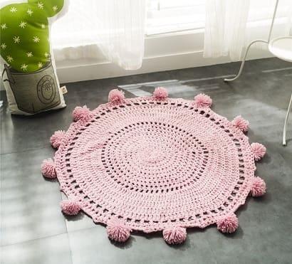 Как сделать коврик своими руками (2)