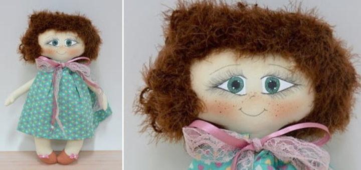 Куколка Мария Лучия. Выкройка (2)